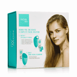 The NowMi Pro oxygen facial kit